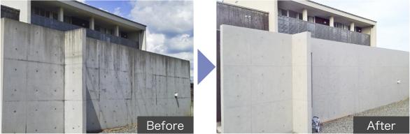 コンクリート建築物の改修・再生