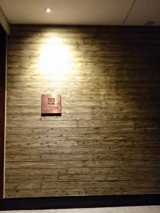 壁、全景 夜間