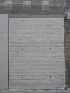 杉板うづくり調デザイン