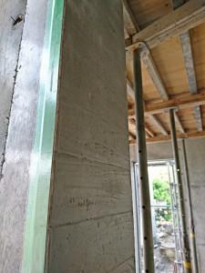 下地・造形 杉板模様 1