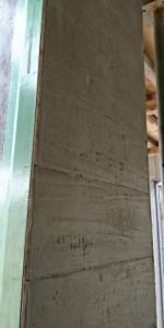 下地造形・杉板模様 施工の流れ