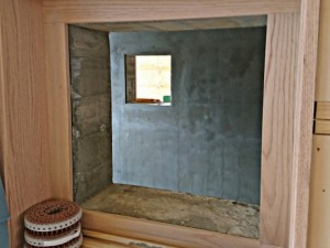 施工前 2F東小窓