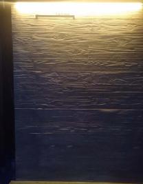 夜間照明の様子1