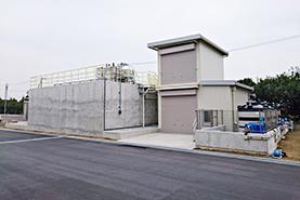ギフ加藤製作所様本巣工場排水処理施設建設工事
